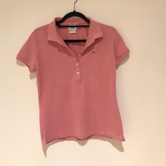 2198f45224 Lacoste Tops | Classic Fit Polo Shirt Size 44 | Poshmark